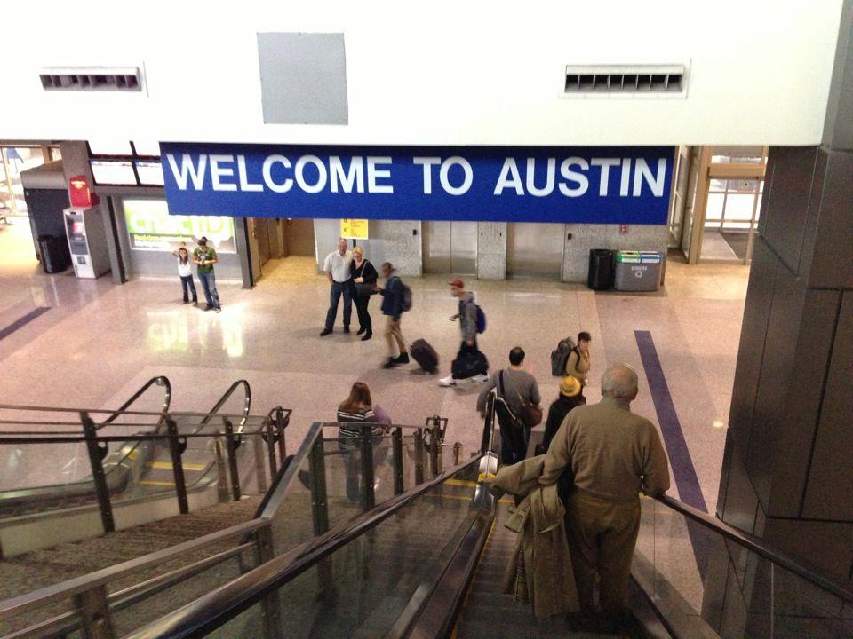Austin Bergstrom International Airport Aus International