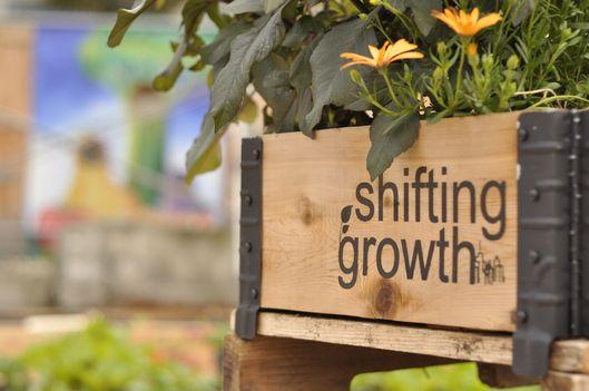 Shifting Growth Community Gardens -- This amazing and inspirational organization uses RYOBI tools to build and maintain their gardens. #ryobination