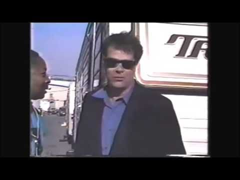 Comedy video with Mel Gibson made on the set of Lethal Weapon 2.