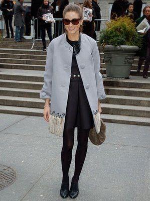 The Olivia Palermo Lookbook : Olivia Palermo Loves Winter Coats