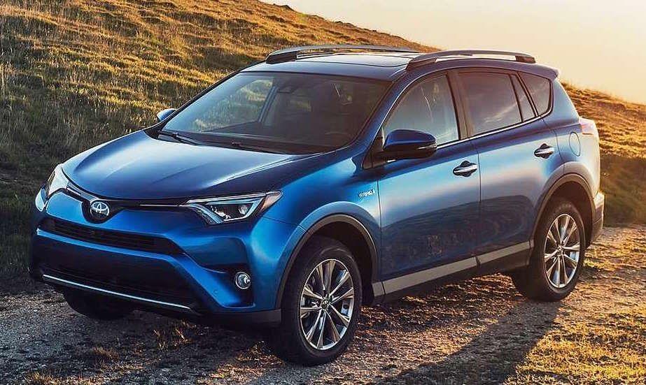 2016 Toyota Rav4 to Offer a Hybrid (Dengan gambar)