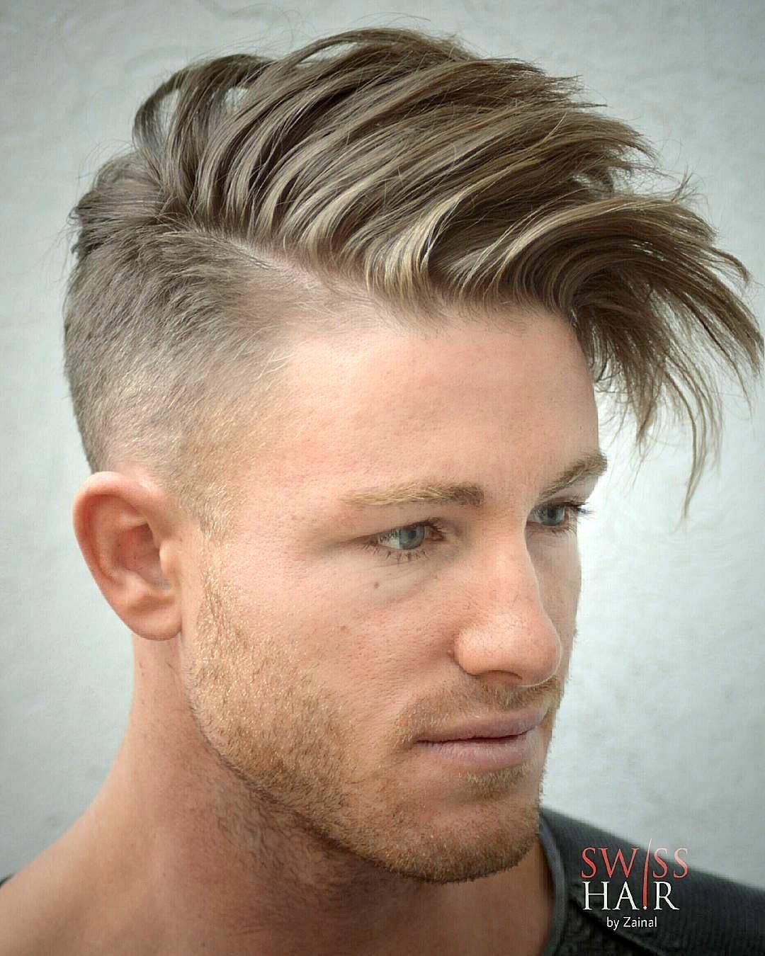 Jungs frisuren oben lang unten kurz – Beliebte Frisuren 11