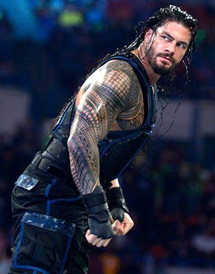 WWE Wrestler Roman Reigns Body Measurements Biceps Shoe Size Height Weight Stats along with his chest, waist, abs, arms size and body shape pictures can be found here.