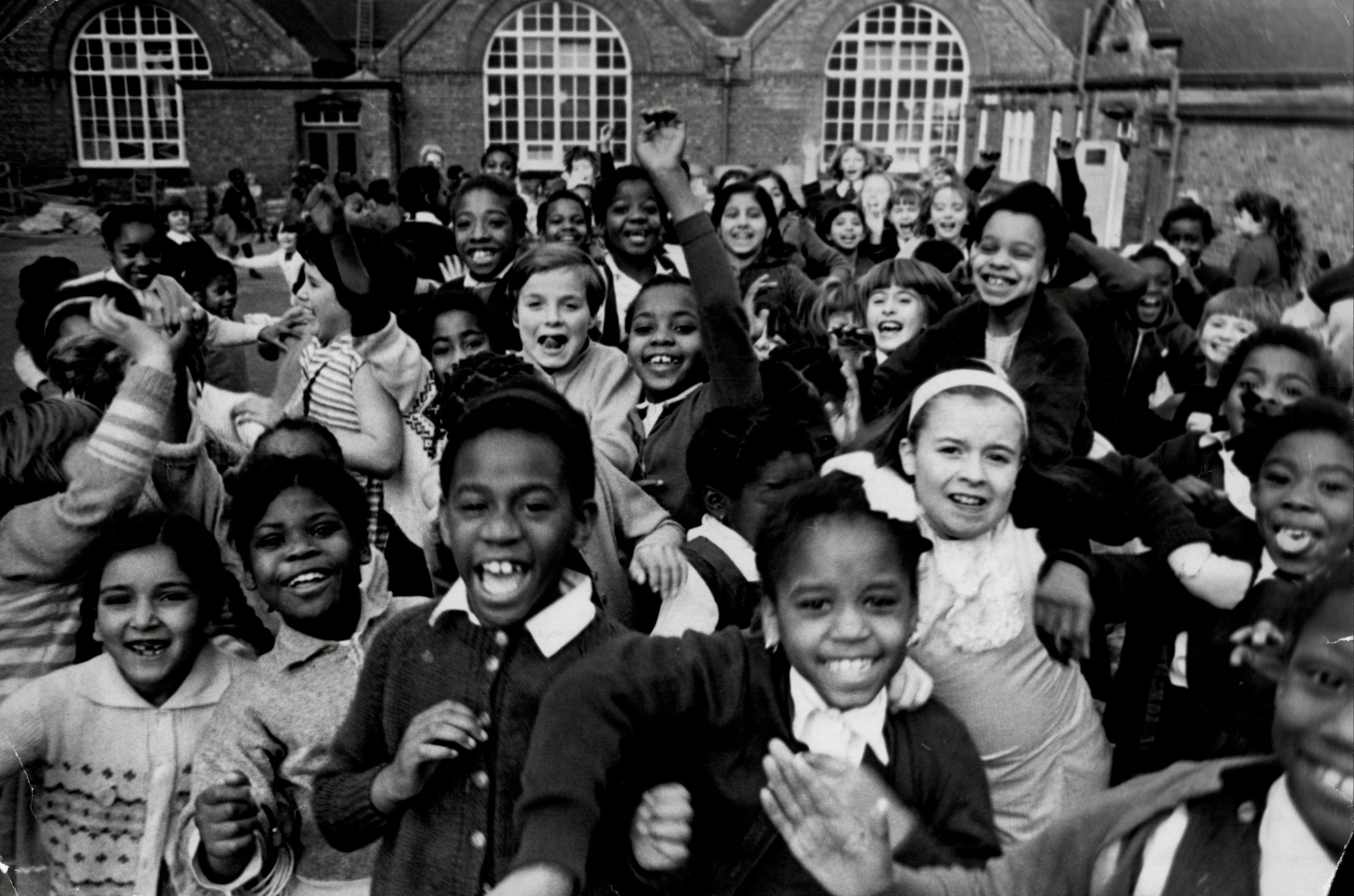 black british history timeline