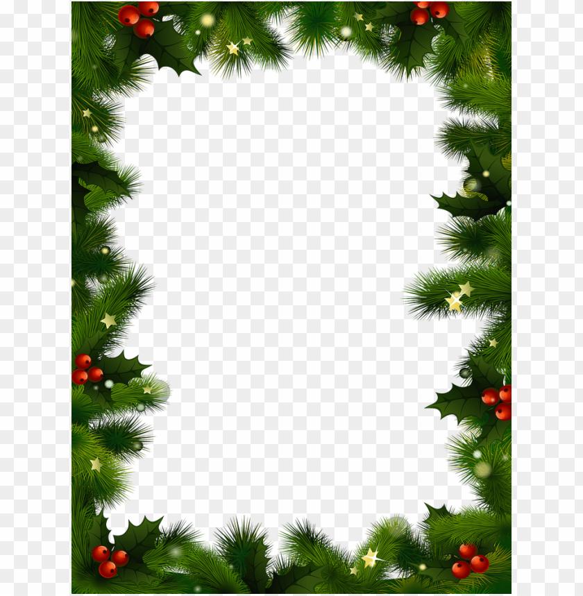 Christmas Png Border Png Image With Transparent Background Png Free Png Images Christmas Border Christmas Christmas Decorations