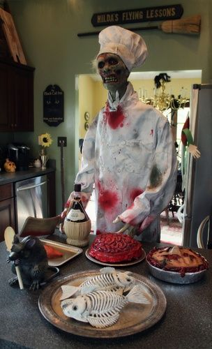 Hotel chef~ Withering Heights Inn on Halloween Forum Halloween