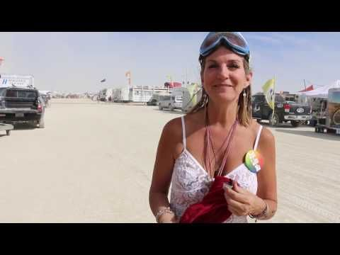 Burning Man Wisdom -- from Old to Young | Senior Housing Forum