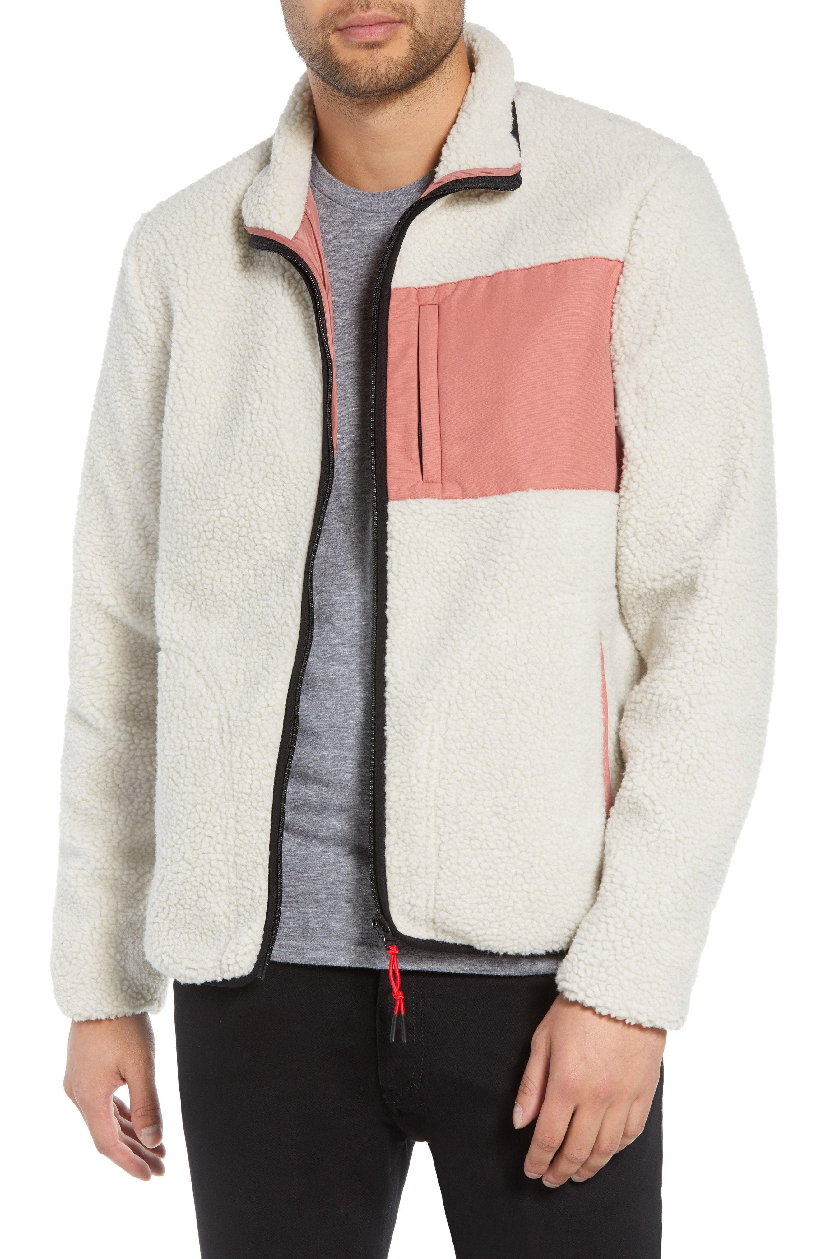 da32eac7e1 Chic WeSC Moritz Fleece Jacket online. [$158] topselectshops from top store