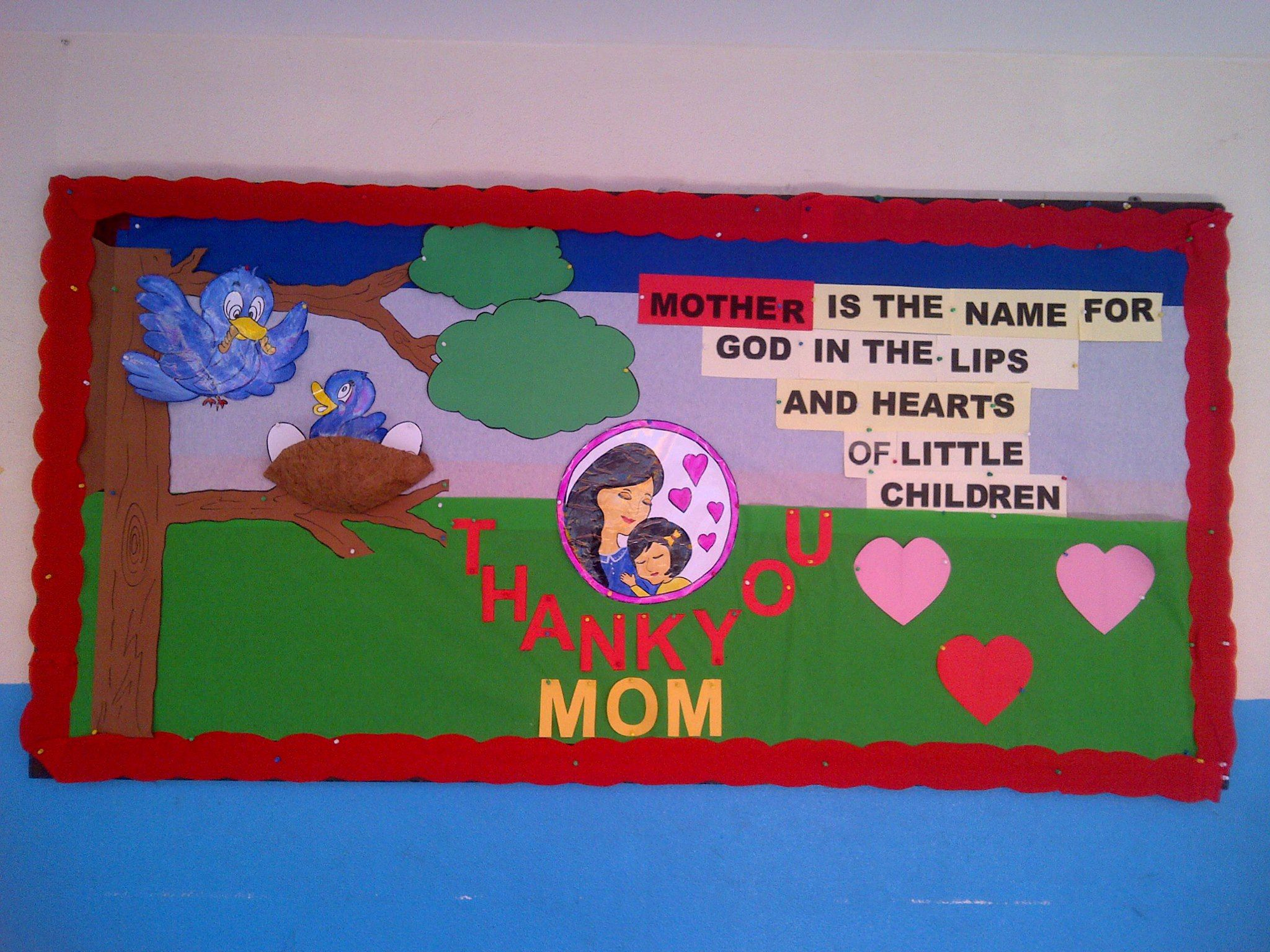 Mother S Day Classroom Decoration Ideas ~ Mothers day bulletin boards ideas may