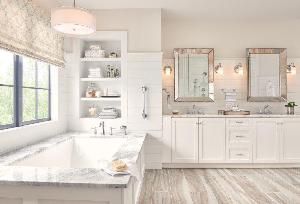 belfield double handle deck mounted roman tub faucet trim with hand rh pinterest com