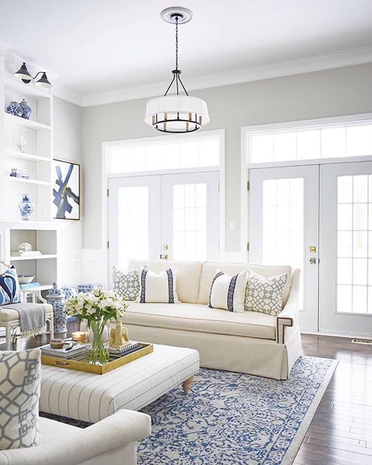 when natural light meets blue and white lovely things happen rh pinterest com