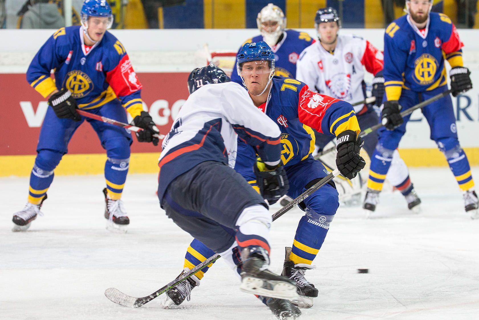 50 Minuten lang dauerte das Wunder von Linköping | Hockey Club Davos