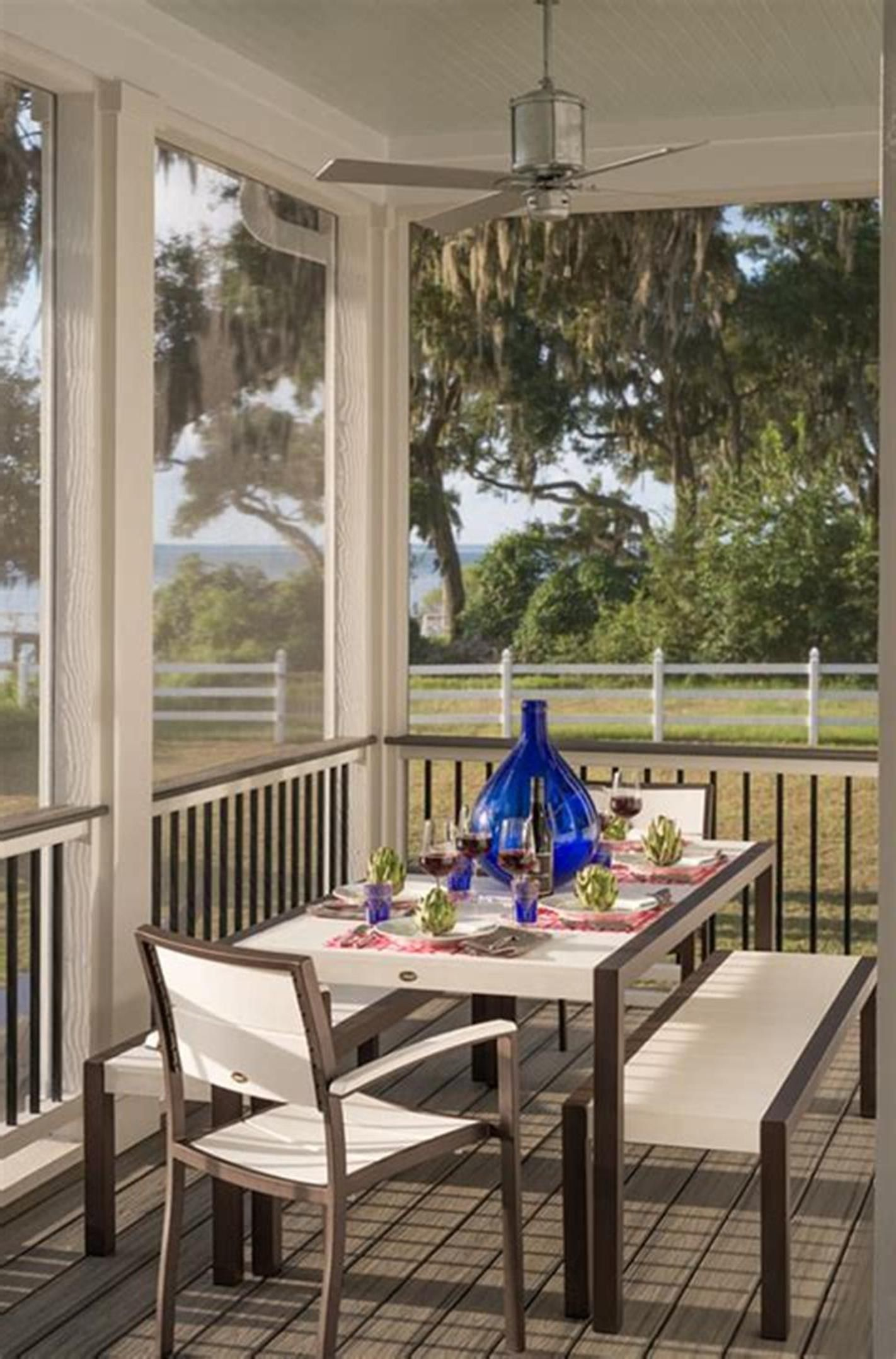 30 perfect screened porch design and decorating ideas for 2019 rh pinterest com