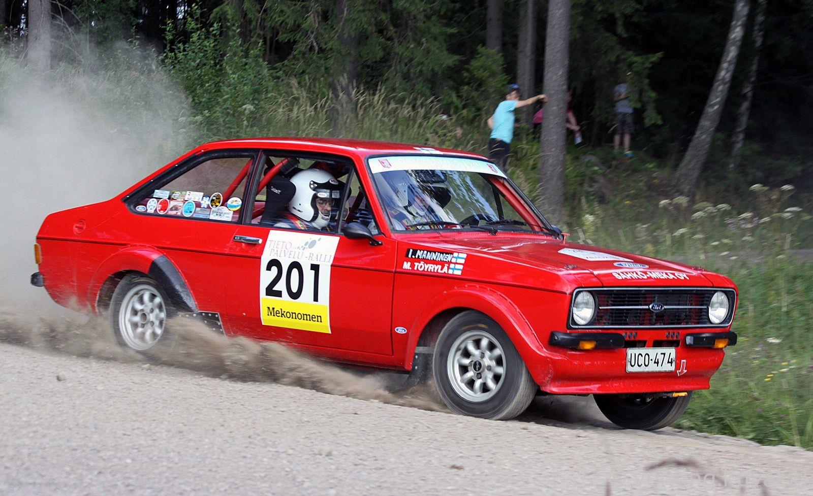 Ford Escort Mk2 Rally Car | Classic Cars | Pinterest | Rally car ...