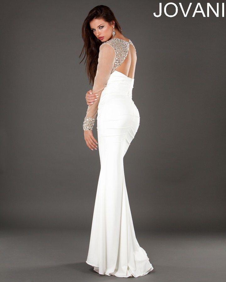 Jovani wedding dresses 2018 designer