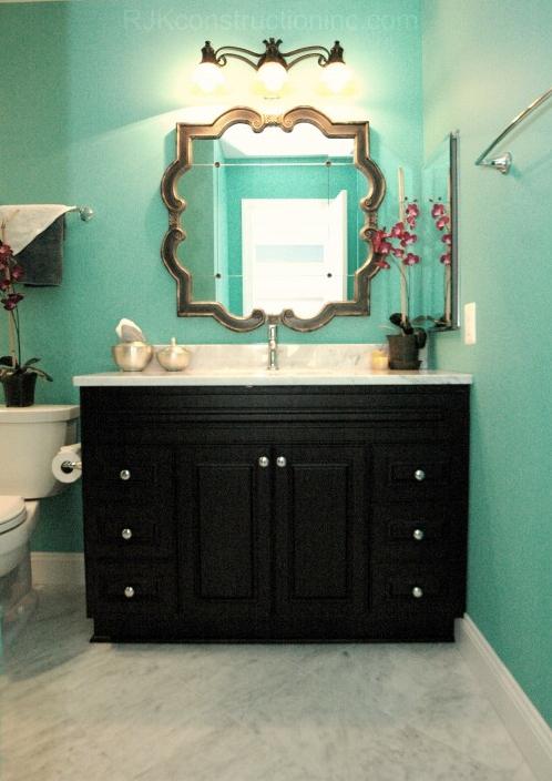 sea foam teal bathroom bathroom ideas turquoise bathroom home rh pinterest com