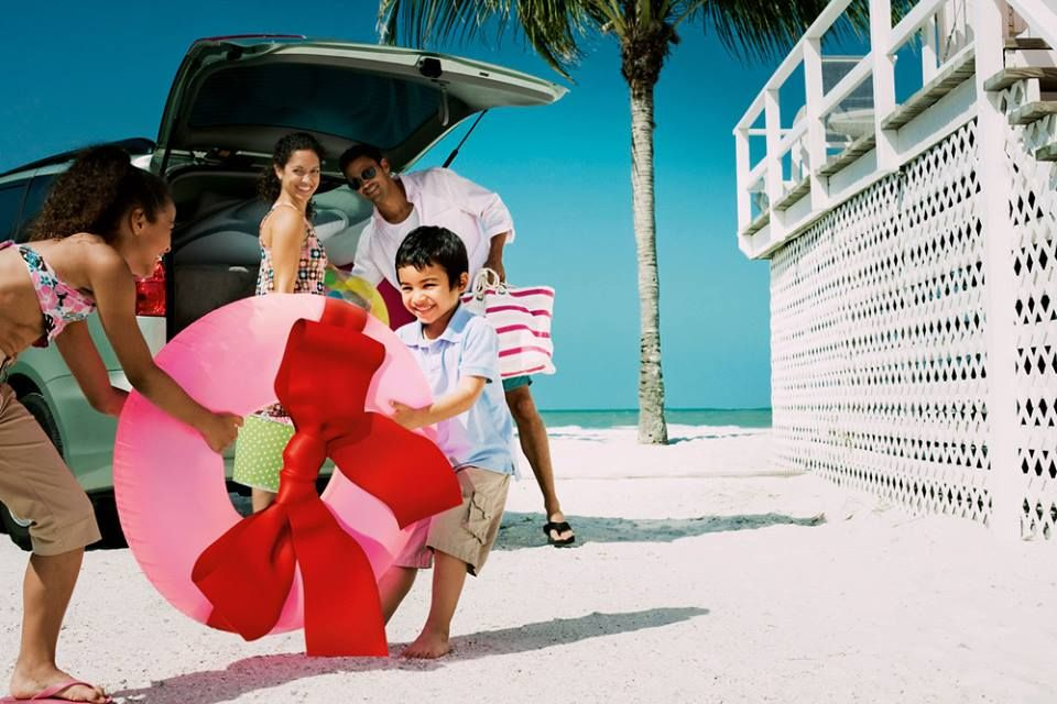 Planned your Family Summer Holiday? 2014 has just started