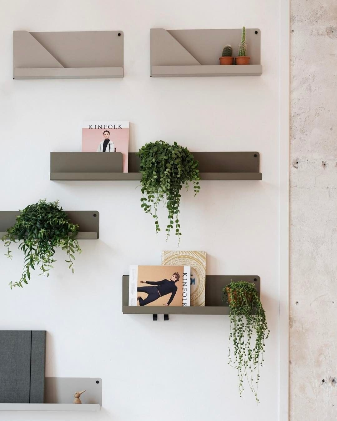folded shelves offer enough space to accomodate the smaller members rh pinterest com
