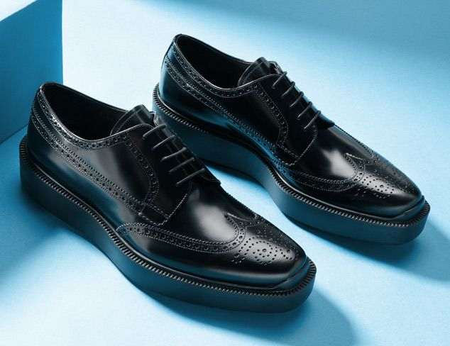Discount From China Lace-up leather derby shoes Prada Best Store To Get Cheap Price Quality From China Cheap gTBrb3hafK