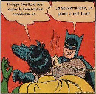 Le choc de la réalité à propos du PLQ de Philippe Couillard.