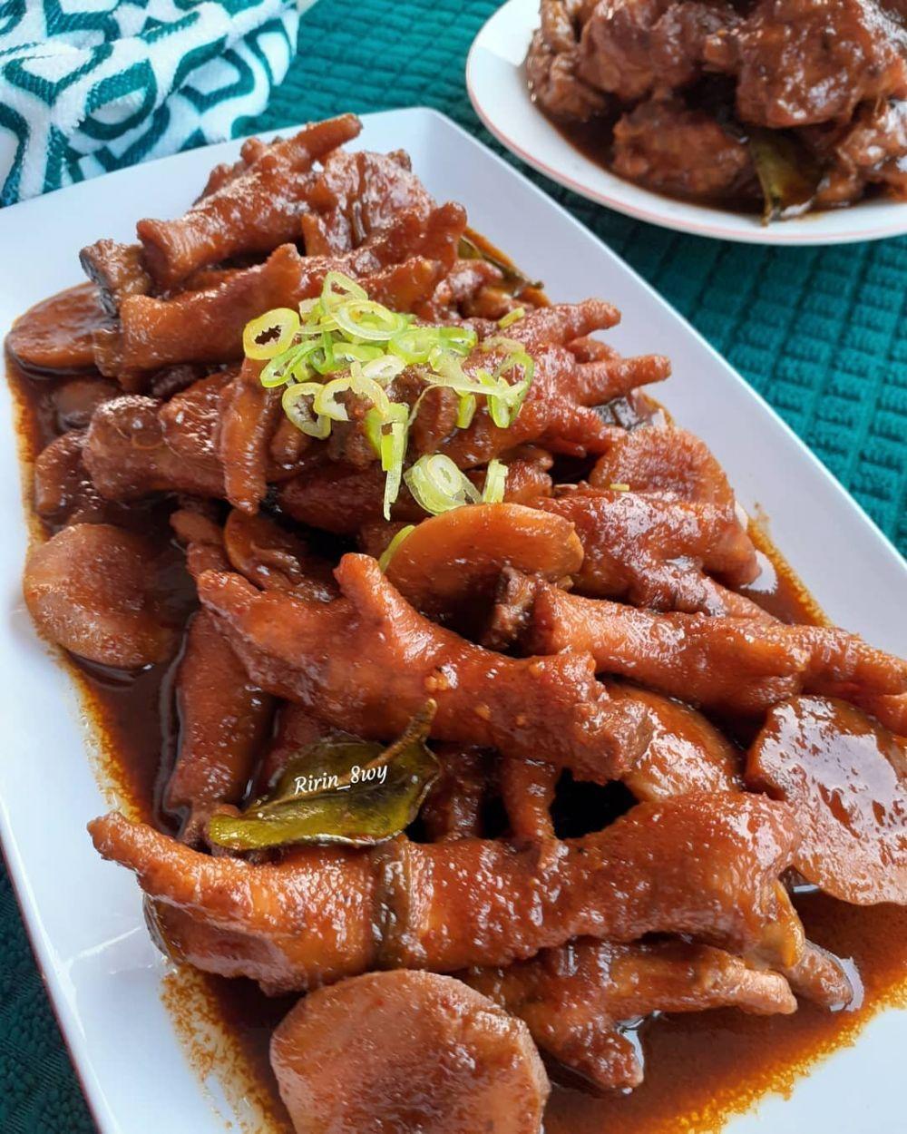 20 Resep Masakan Ayam Paling Enak Instagram Resep Masakan Resep Ayam Resep Masakan Sehat