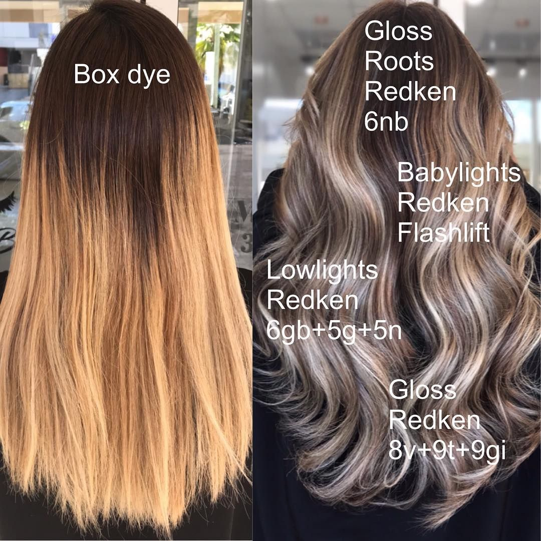 Color Correction Work Is One Of My Favorites Going Lighter Is Not Always Possible On A First A Redken Hair Color Color Correction Hair Hair Color Formulas