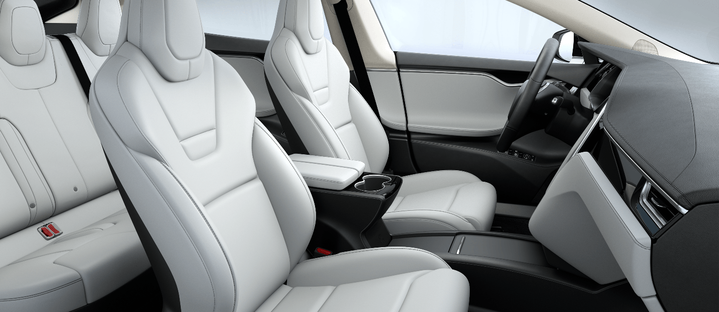 after launching the model x tesla introduced a new seat developed rh pinterest com