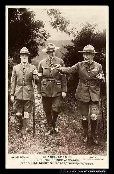 Pin By Gilberto On Escotismo Boy Scout Baden Powell Robert