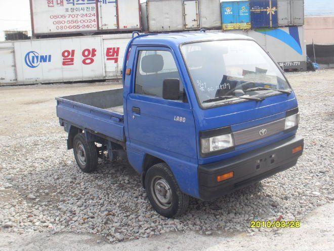 Daewoo Labo Small Trucks Specs South Korea