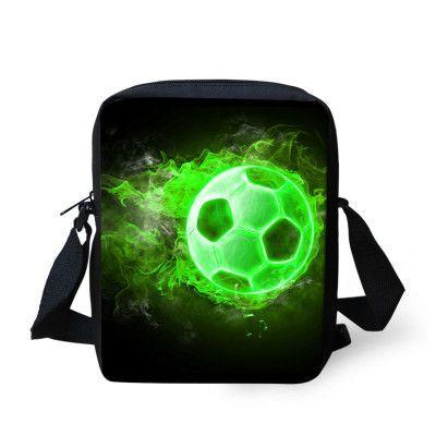 FORUDESIGSNS Casual Printing Mini Bags for Men Small Children Messenger Bag High Crossbody Bag Travel Messenger Obliqu Bag