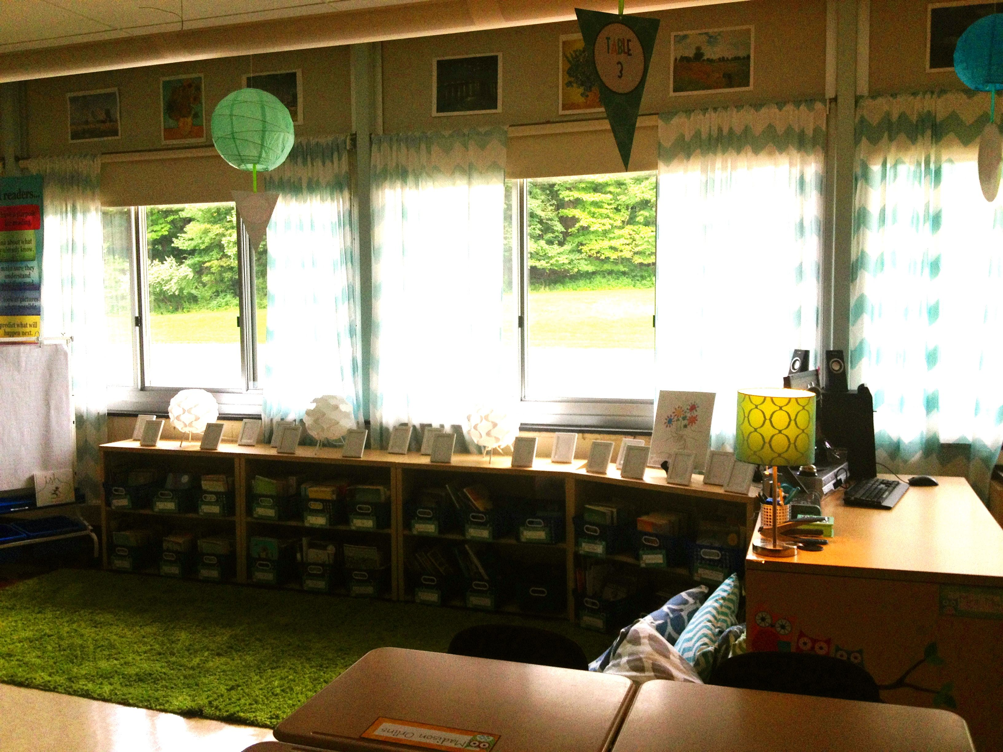 classroom library classroom library Decorating the