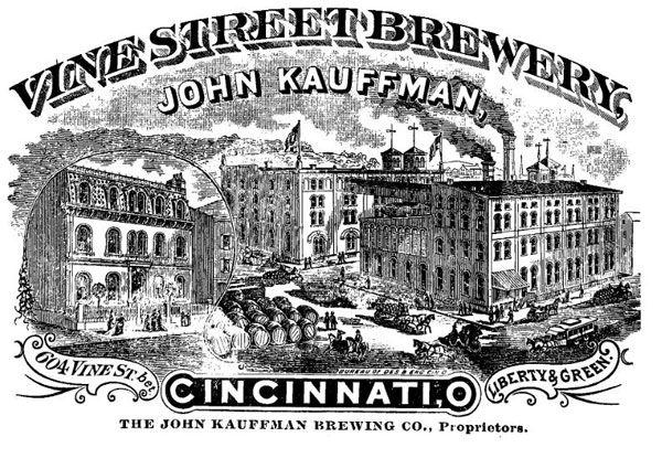john kauffman brewey cincinnati oh greater cincinnati history rh pinterest com