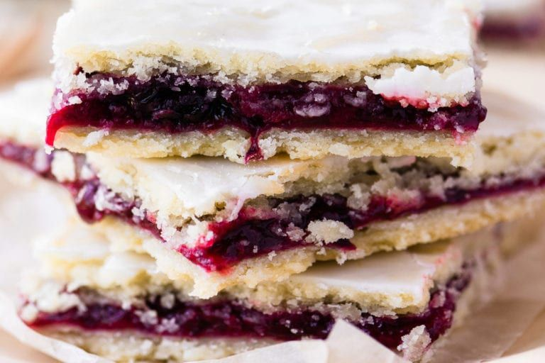 Blackberry Slab Pie Bars The View From Great Island In