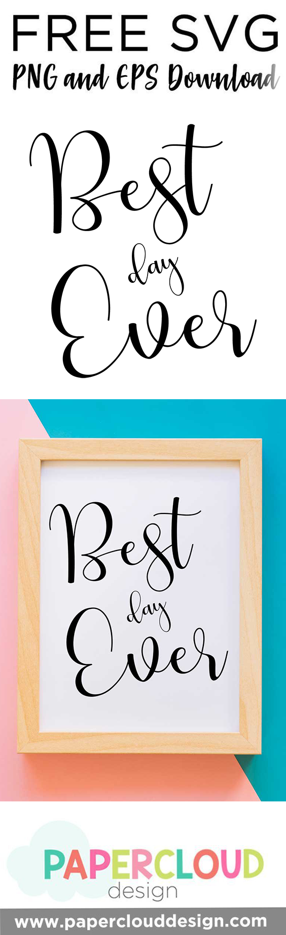 BEST DAY EVER FREE SVG! OMG the SVG gallery is AWESOME
