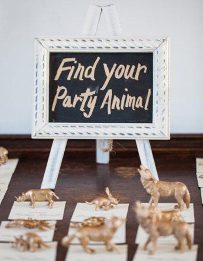 wedding reception invites%0A    Brilliant Ideas For Your Wedding Escort Cards      Party Animal