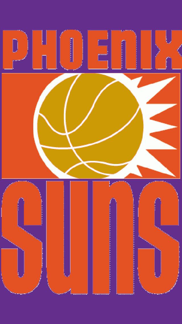 Phoenix Suns 1968 Phoenix Suns Basketball Nba Logo