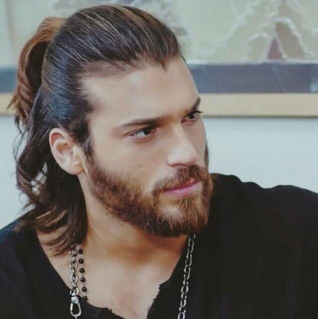 Pin By Kjara Hysko On Yeshecan Turkish Actors Haircuts For Men Long Hair Styles Men