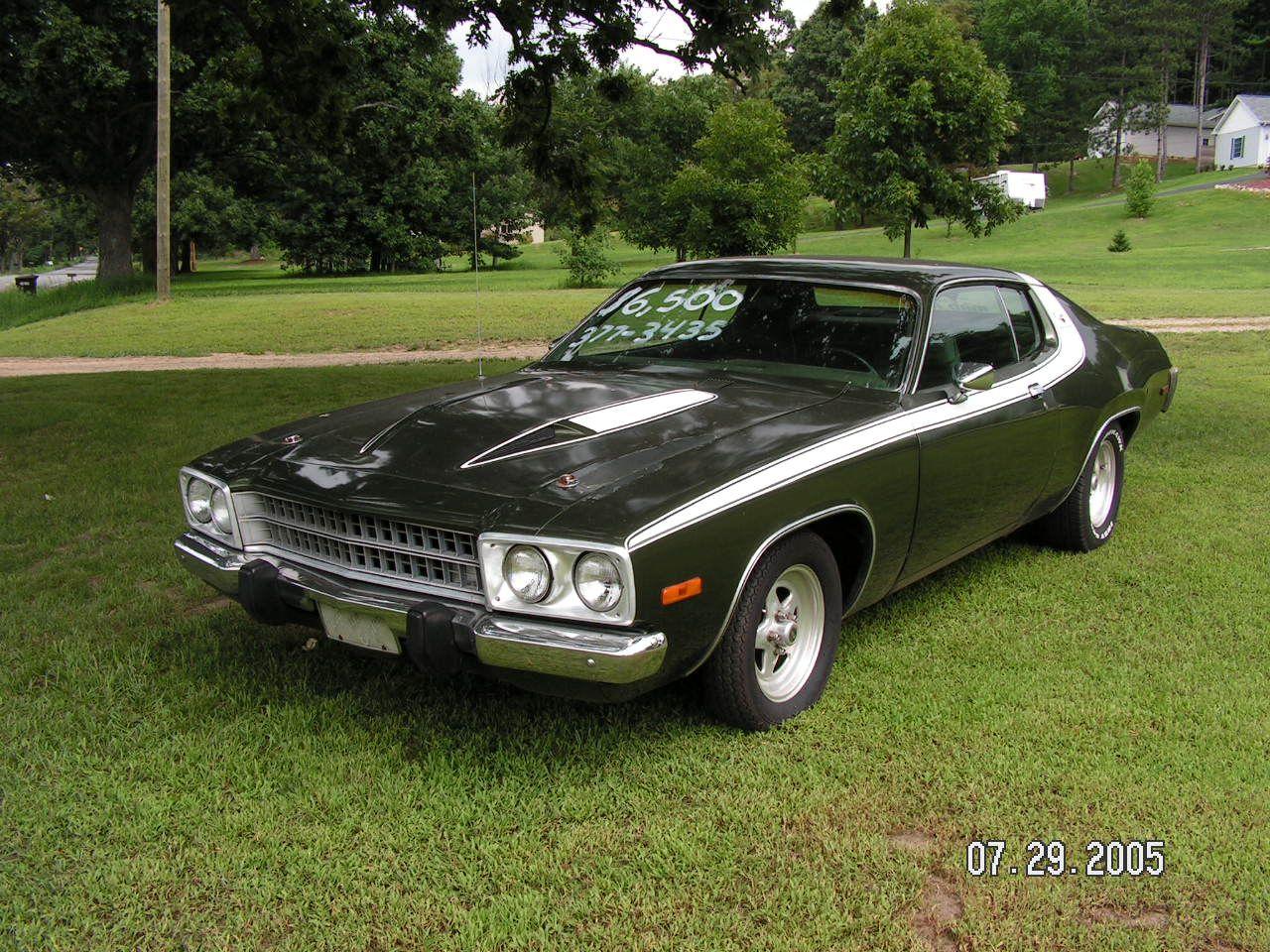 1973 roadrunner | 1973 Plymouth Roadrunner http://www.cargurus.com ...