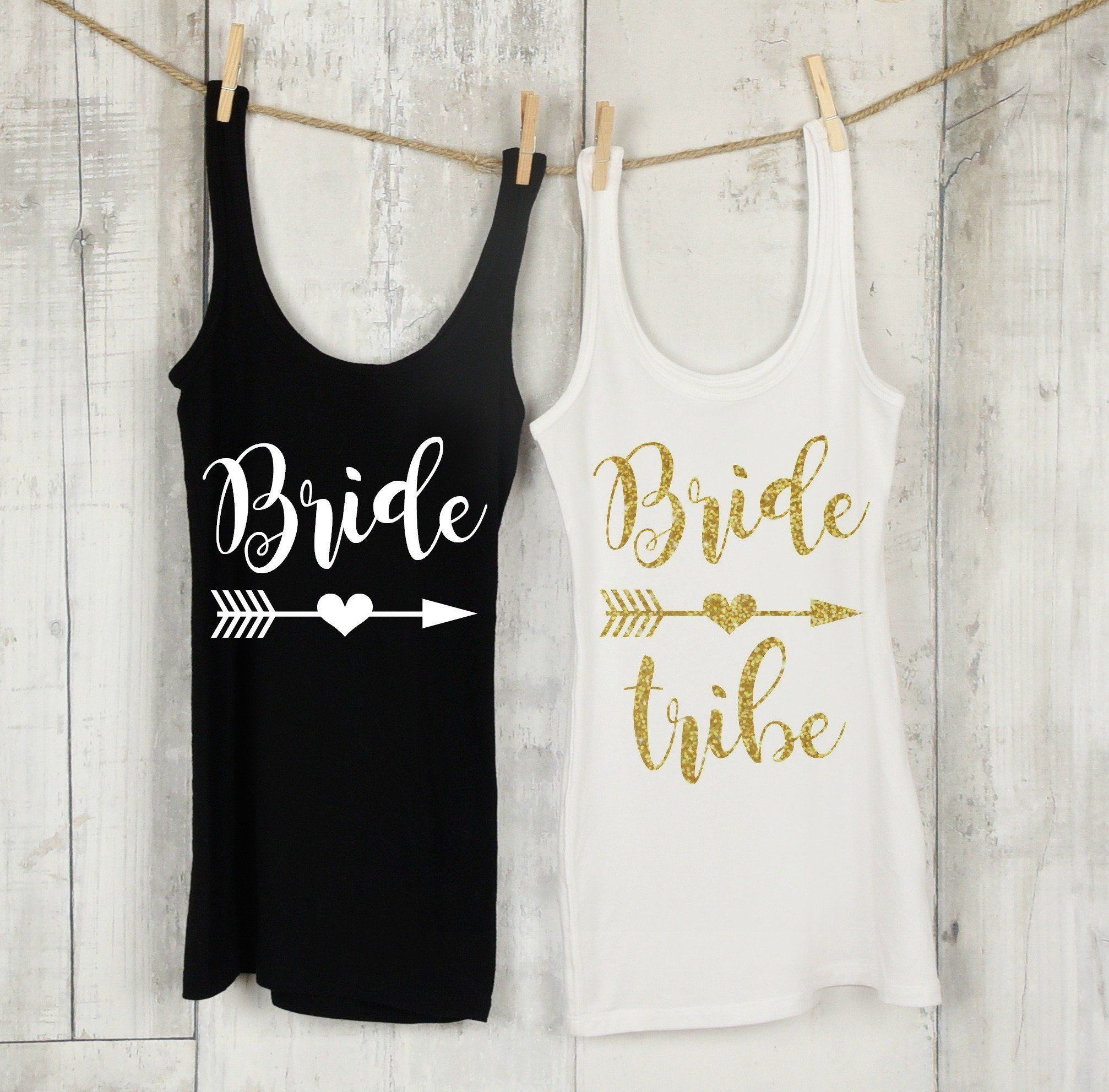 4a2fcdd92 Bride Tribe Iron On, Wedding, Bridal Party T shirts, DIY Graphic Tees, Bachelorette  Party
