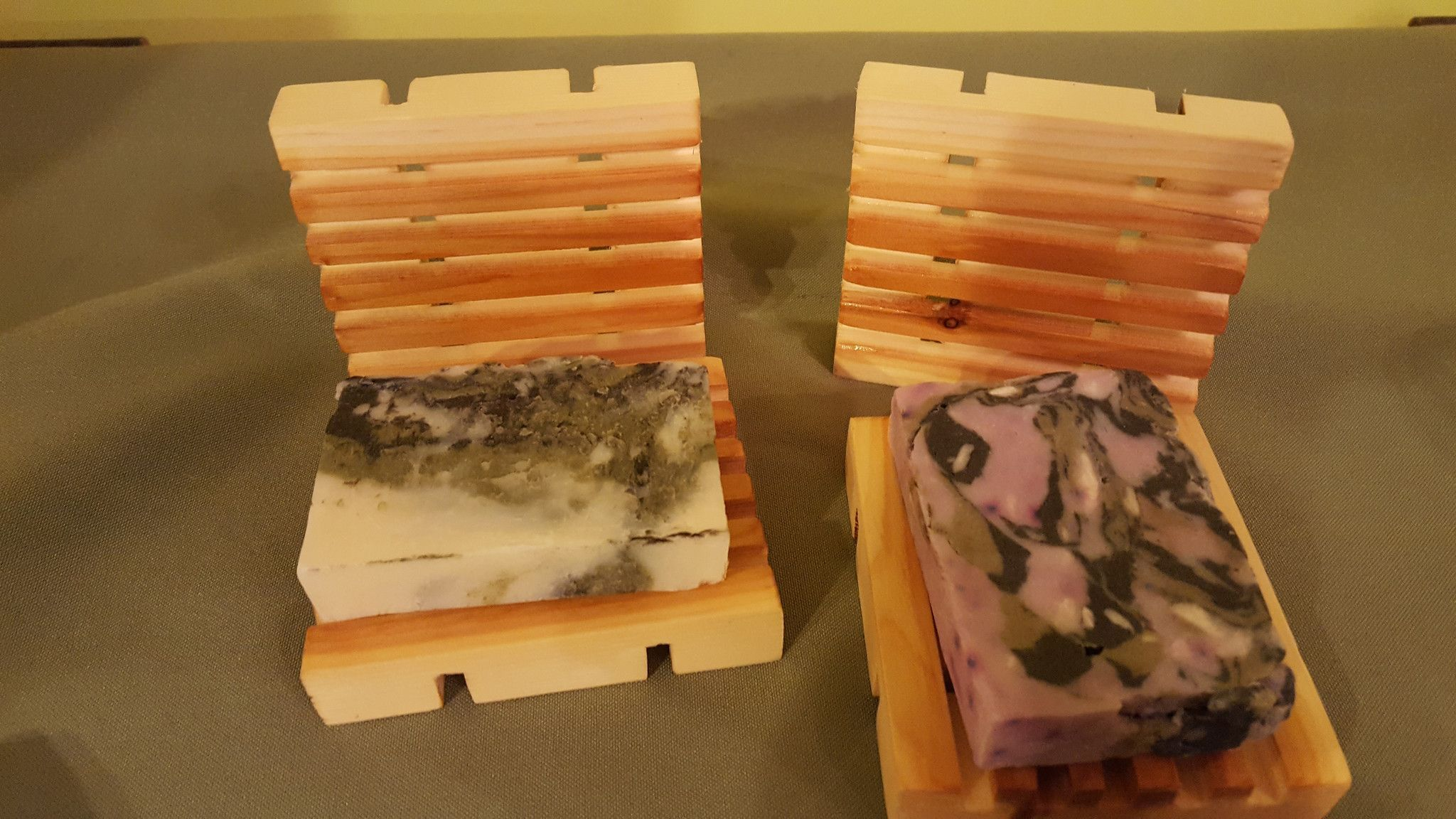 Soap Pallets Cedarwood