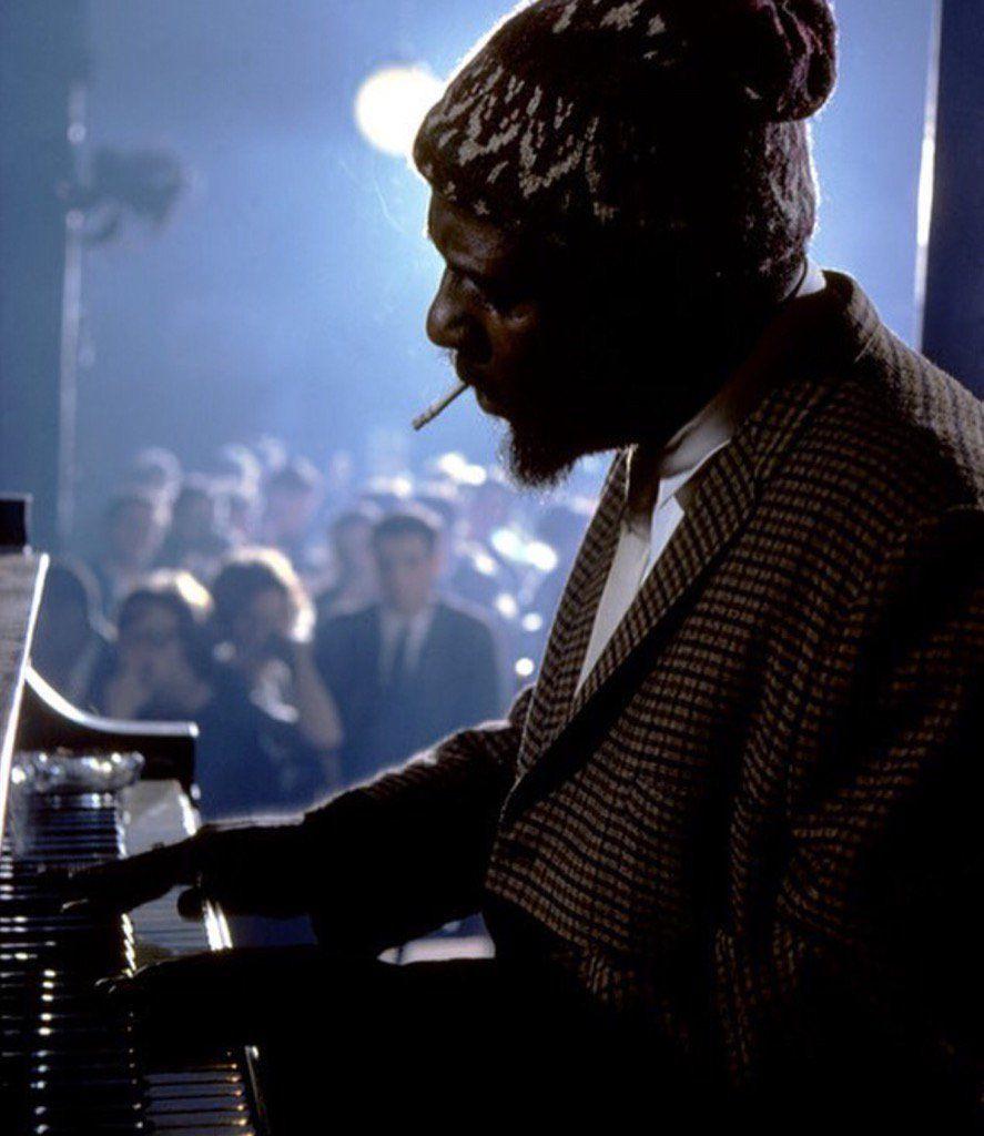 Thelonious Monk,  Burt Glinn