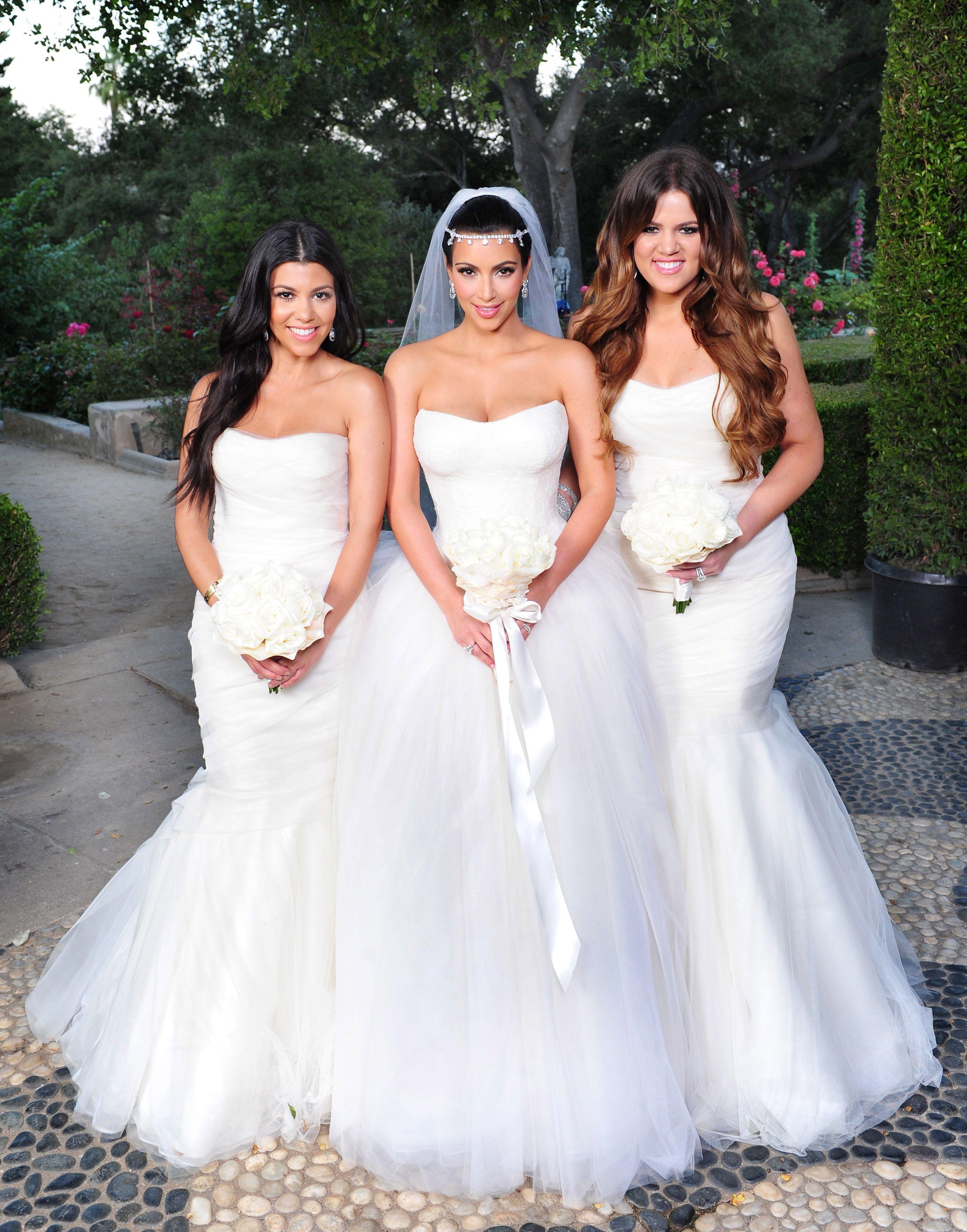 41+ Coiffure mariage kim kardashian le dernier