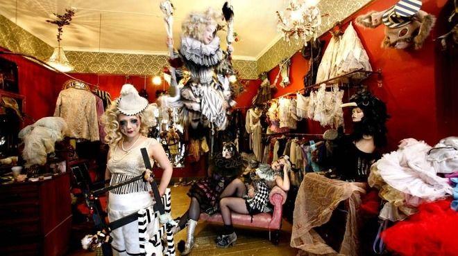 London S Best Fancy Dress Shops Fancy Dress Shops Costume Hire Costume Stores
