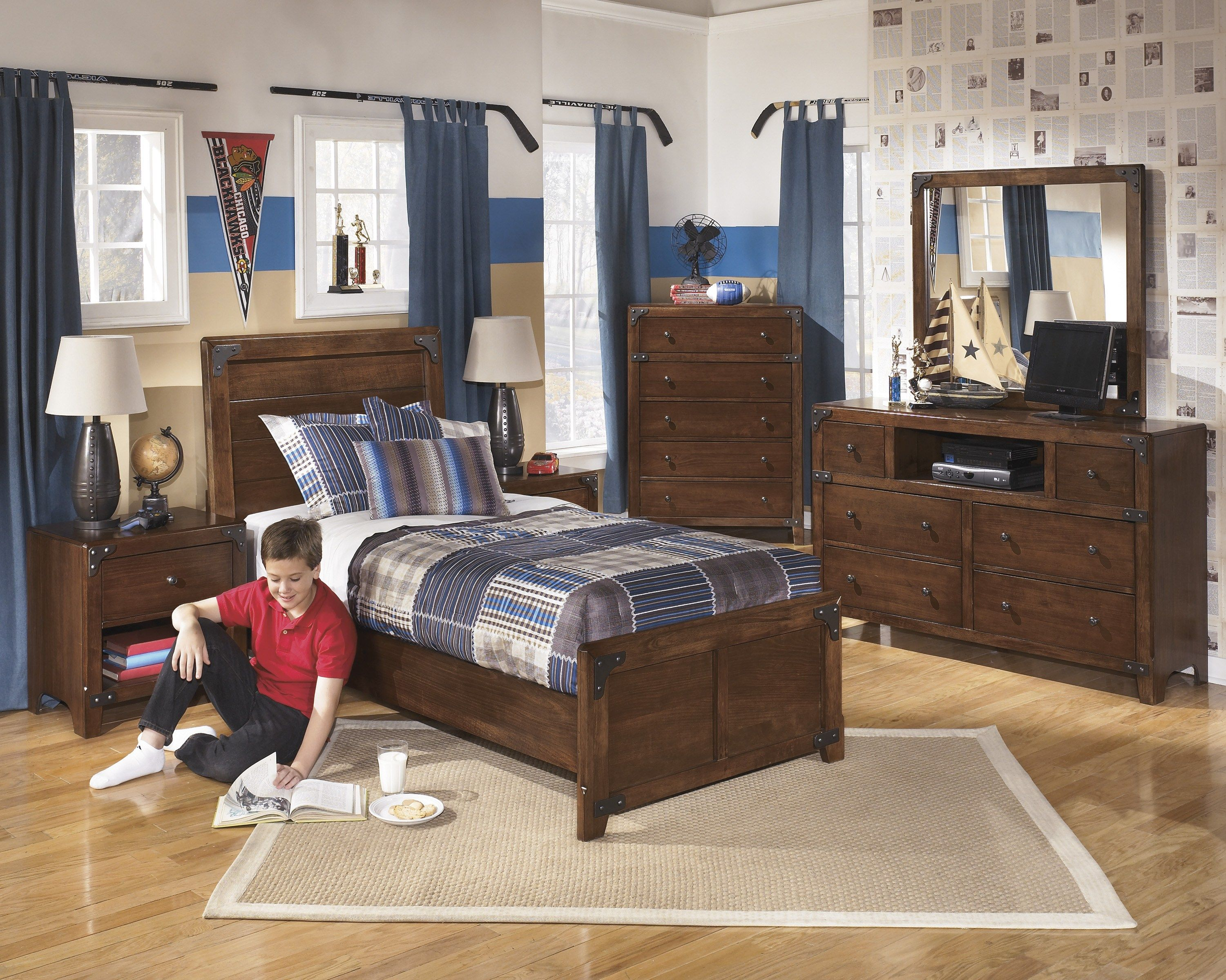Bedrooms Youth Boy Bedroom Youth Boys