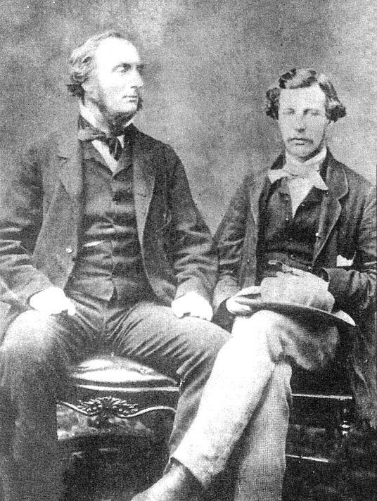 f4cd127084 JohnPalliser JamesHector - Palliser expedition - Wikipedia Lee Miller