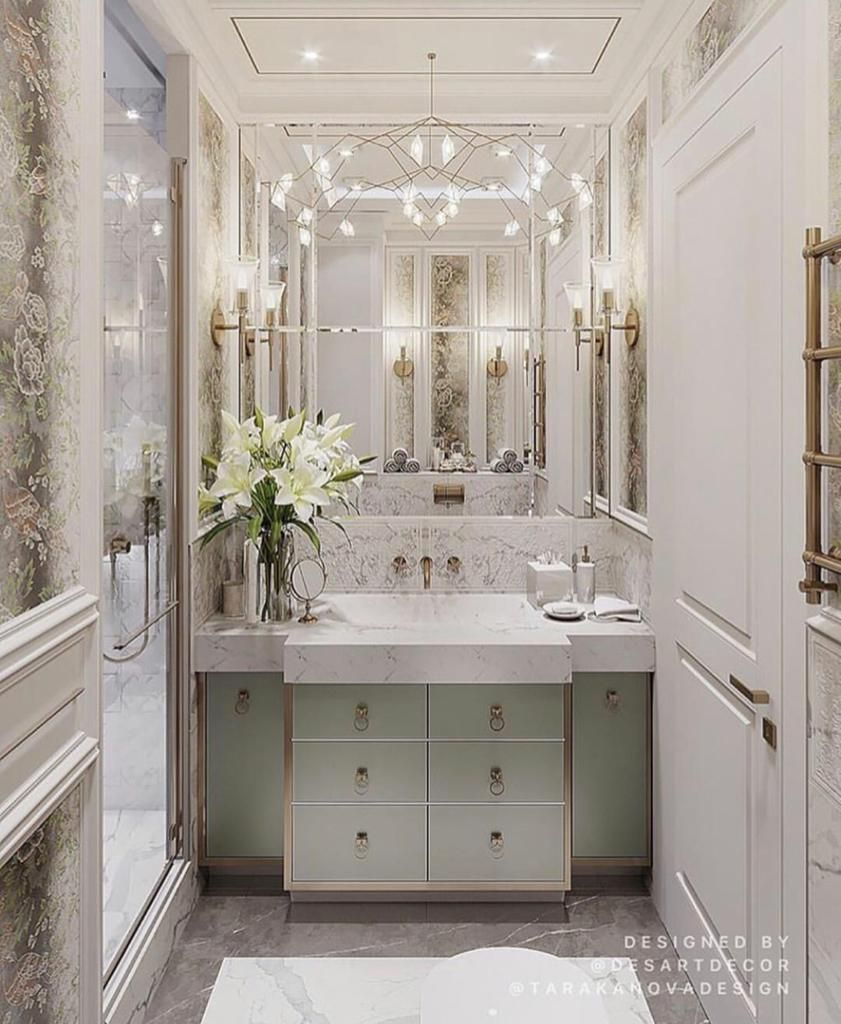 Beautiful Bathroom Idea Bathroom Design Luxury Bathroom Accessories Luxury Bathroom Interior Design