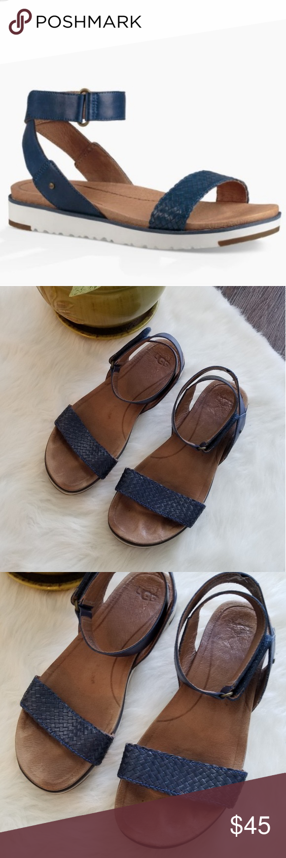 da9c709c8bb Ugg Laddie ankle strap shoes Very cute and comfortable shoes. In ...
