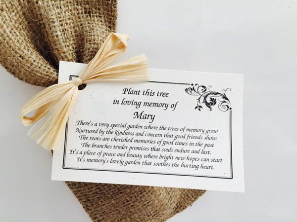 Detail Of Front Of Card Memorials Pinterest Celebrations Service Ideas And Memory Tree