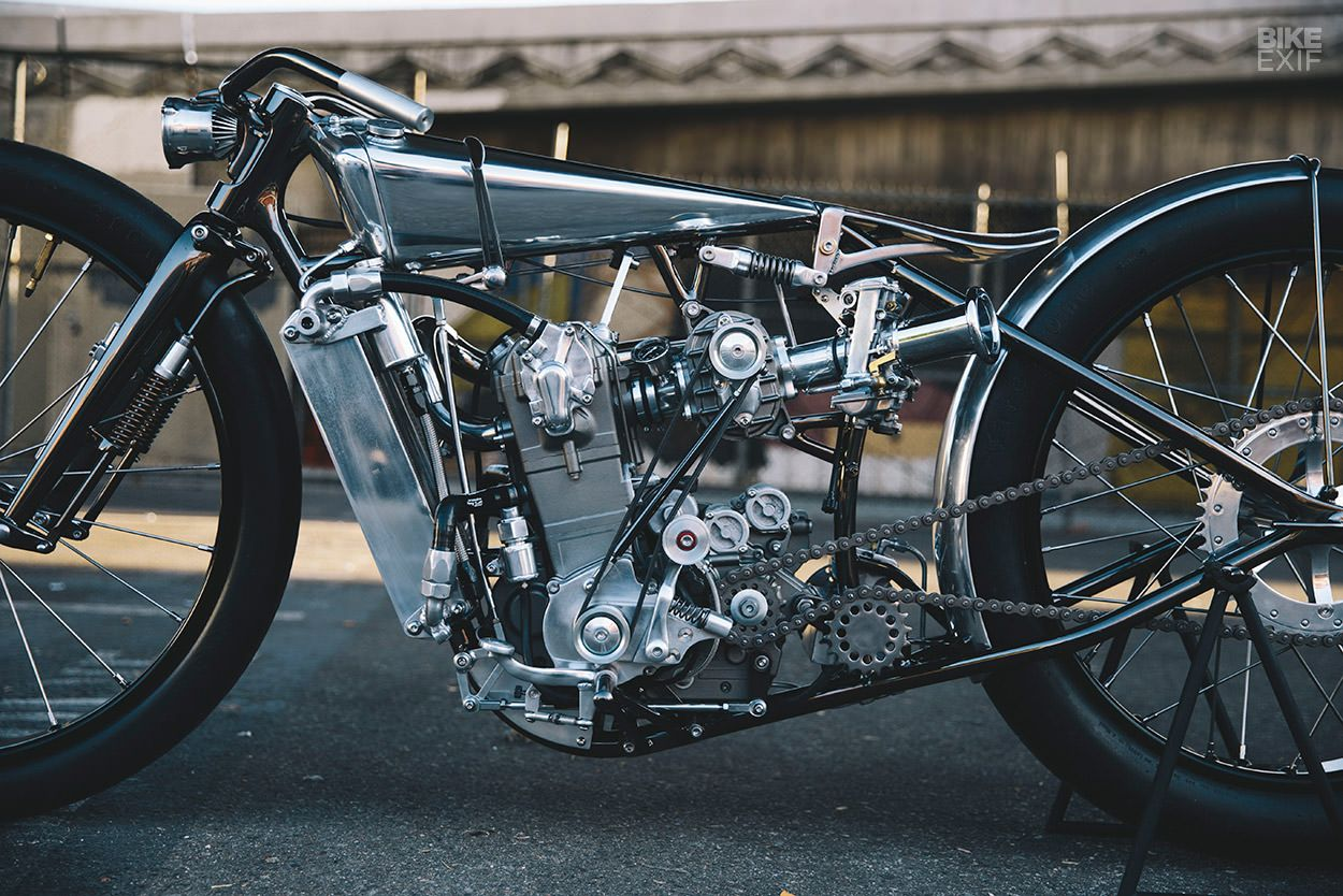 Blown Away Supercharged Ktm By Hazan Motorworks Ktm Motorcycles