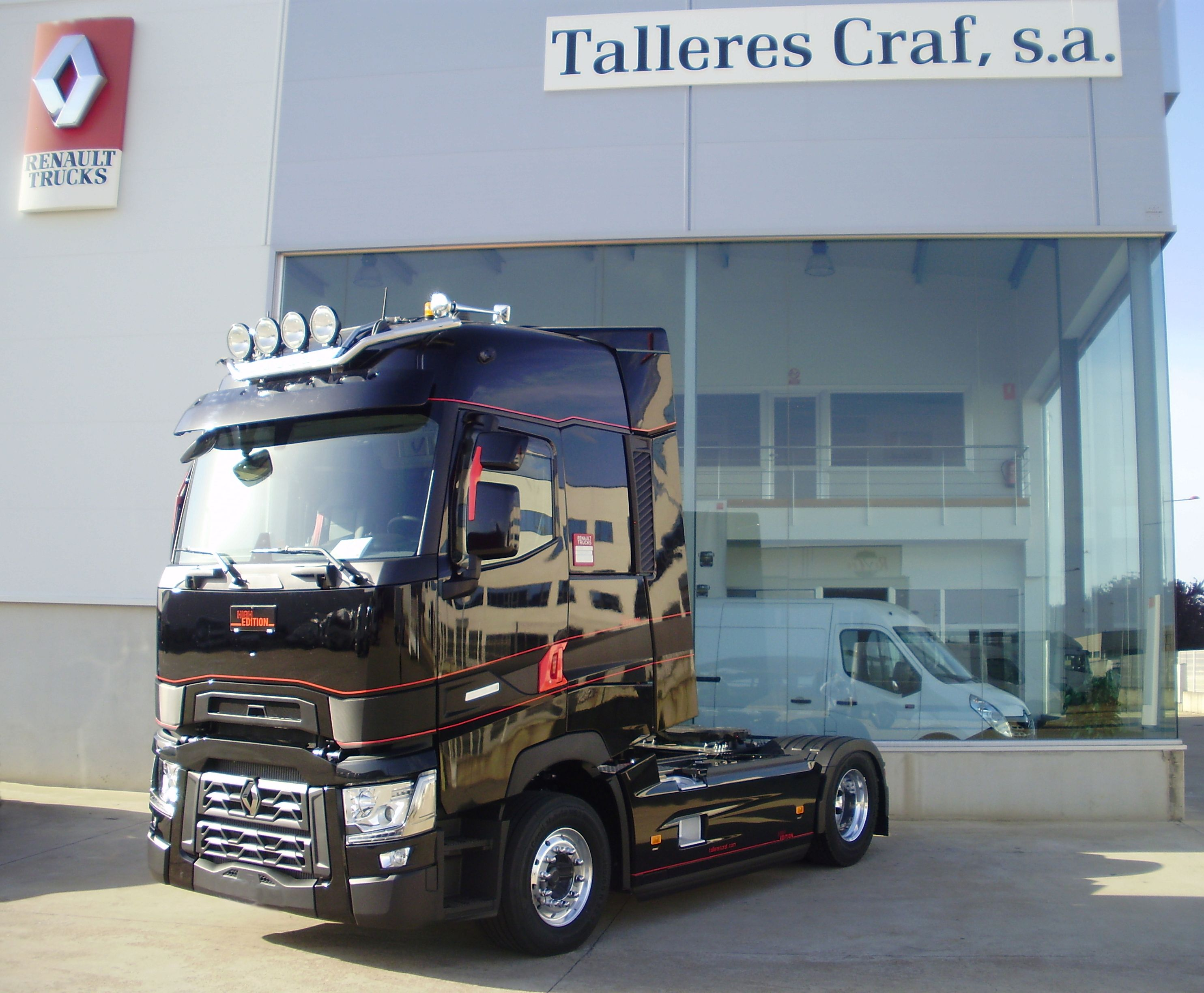renault trucks t 520 highcab t4x2 e6 serie especial high edition diego toribio leon. Black Bedroom Furniture Sets. Home Design Ideas